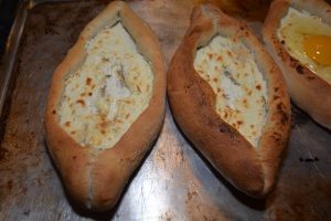Khachapuri without egg