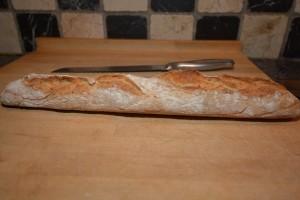 baguette baked 3