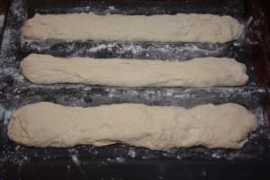 baguette in form