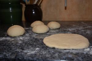 nan dough
